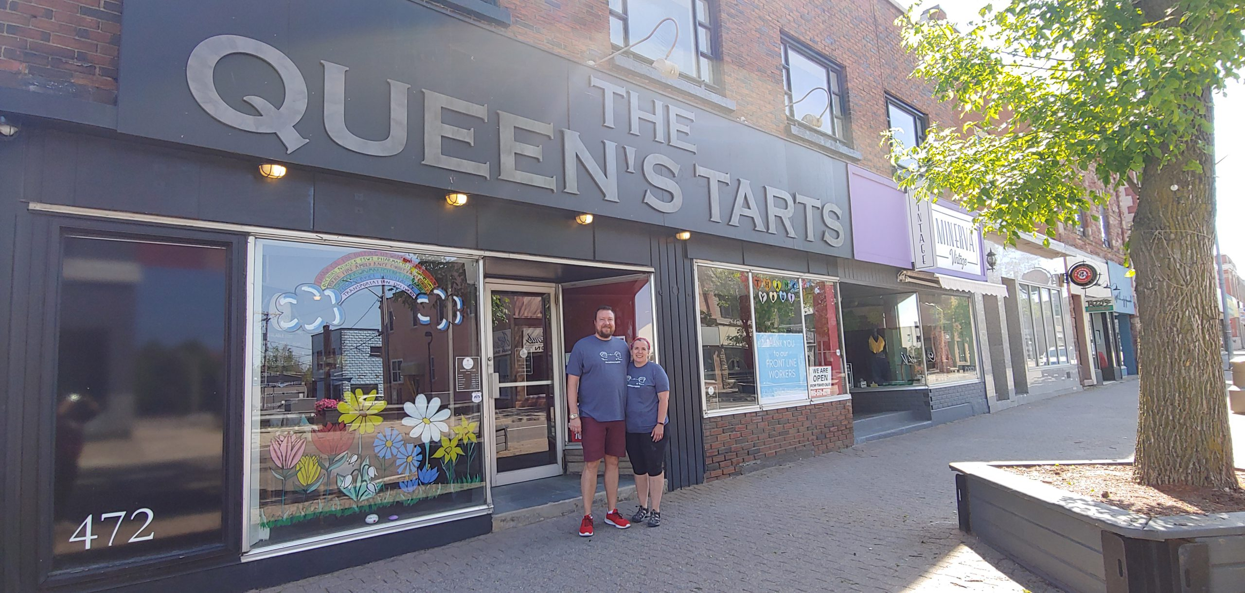 The Queen's Tarts